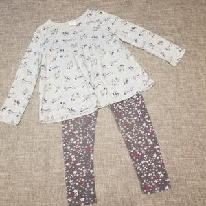 Gymboree girls outfit 3T